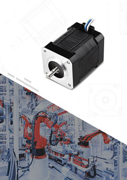 Packing Automation BLDC Motor