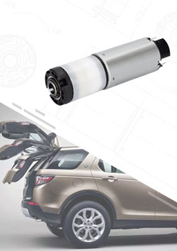 Low Noise High Torque Tailgate Lift Motor
