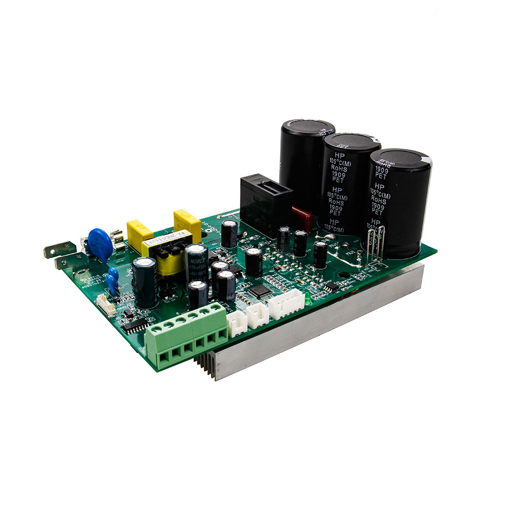 General purpose high voltage 3 phase brushless DC motor controller