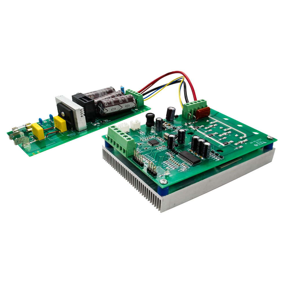 High voltage 3 phase brushless DC motor controller for high speed blender food processor