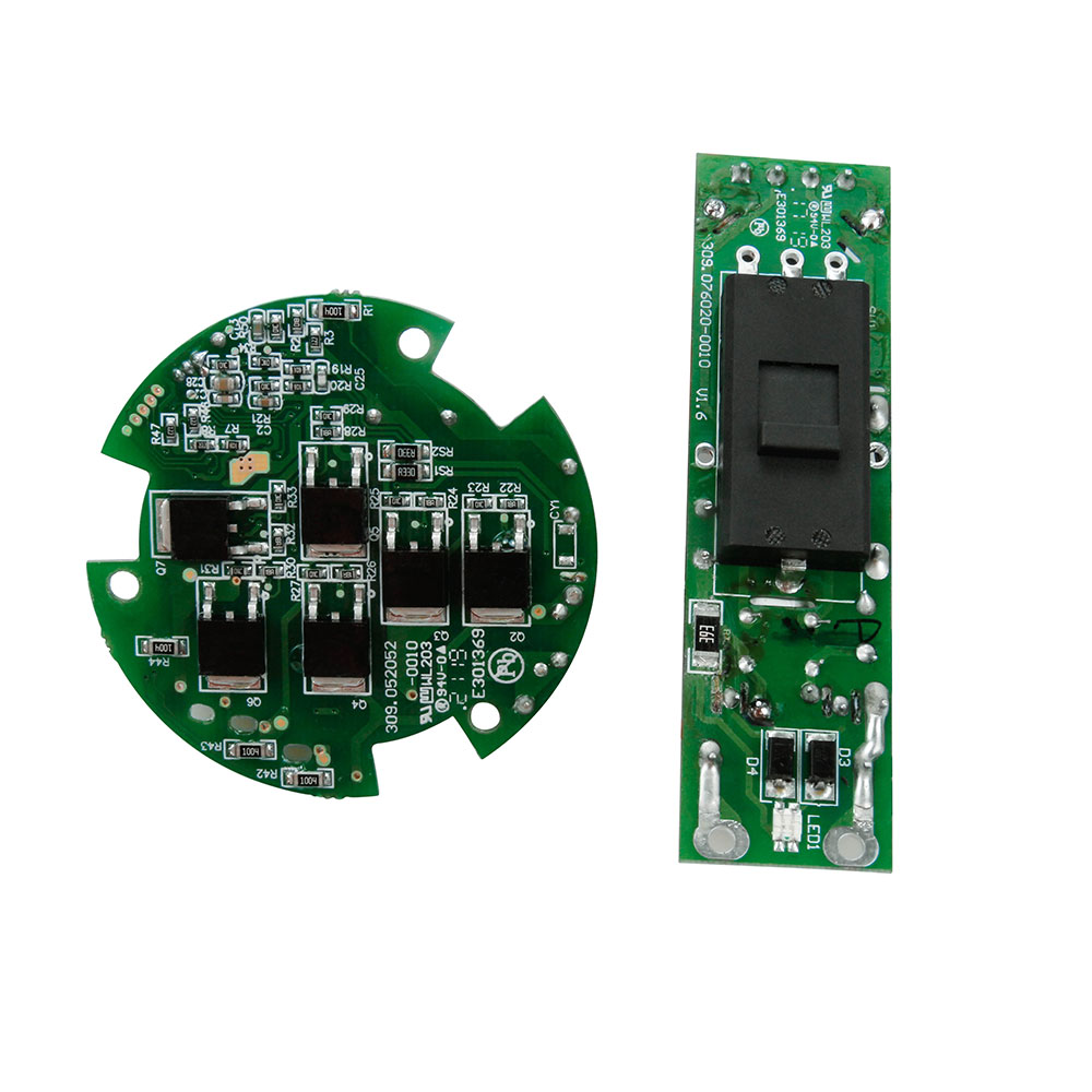 High voltage DC 3 phase brushless motor controller for drum type hair dryer centrifugal hair dryer