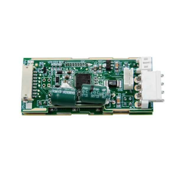 Low voltage 3 phase DC brushless motor controller for cordless vacuum cleaner