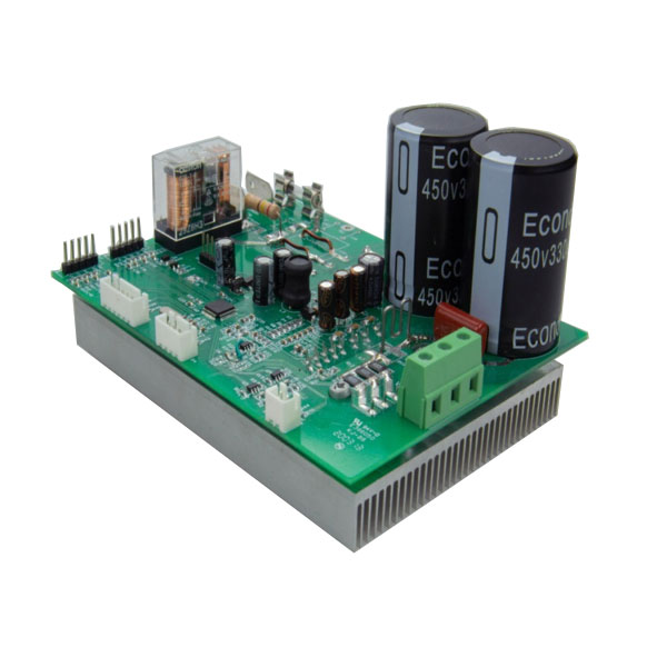 High voltage 3 phase brushless DC motor controller for cooker machine