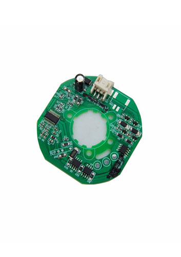 Low voltage 3 phase brushless DC motor controller for floor fan ceiling fan table fan