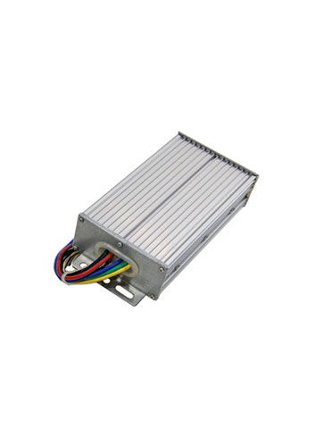 Low voltage 3 phase brushless DC motor controller for high-pressure car washer