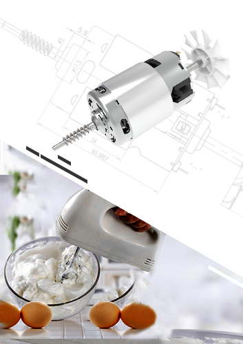 Electric Egg Beater DC Motor