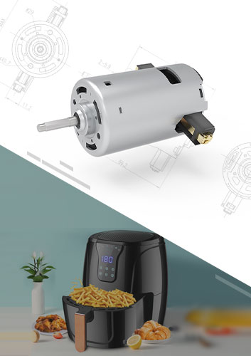 Air Fryer DC Motor